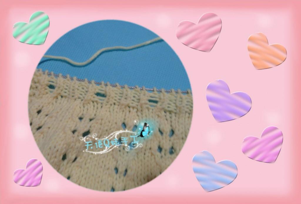超炫、超可爱、超实用的宝宝有帽子的小披风/斗蓬,有详细的说明
