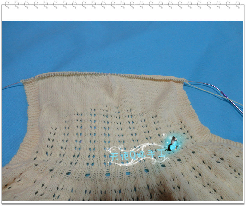 69 儿童毛衣(棒针) 69 超炫,超可爱,超实用的宝宝有帽子的小披风