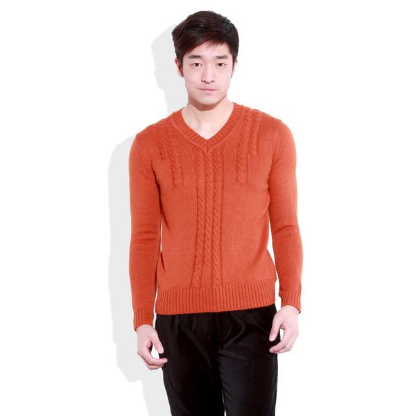漂亮又简洁的男式毛衣