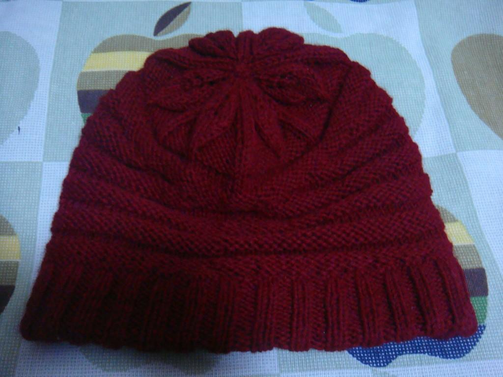 漂亮又可爱的韩版帽子-编织家园-编织人生论坛