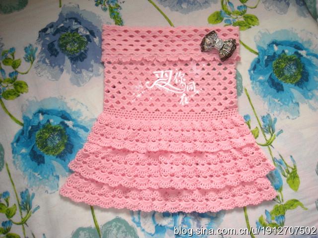 可爱的小公主塔塔裙(有图解)