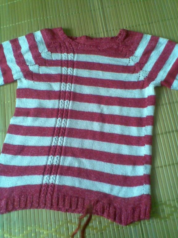 儿童手工毛衣开衫_儿童手工毛衣开衫图片素材  儿童背心编织款式女