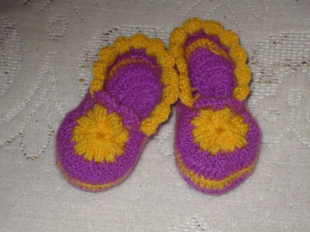 宝宝鞋子-编织家园-编织人生论坛