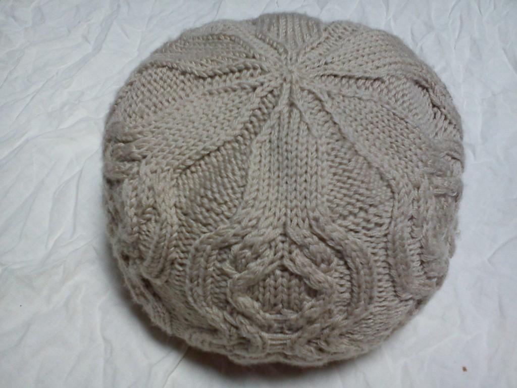 帽子编织花样_女士毛线帽子编织_毛线编织宝宝帽子