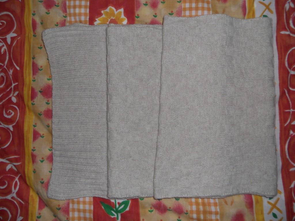 围巾 菠萝脖套 - 编织家园 - 编织人生论坛