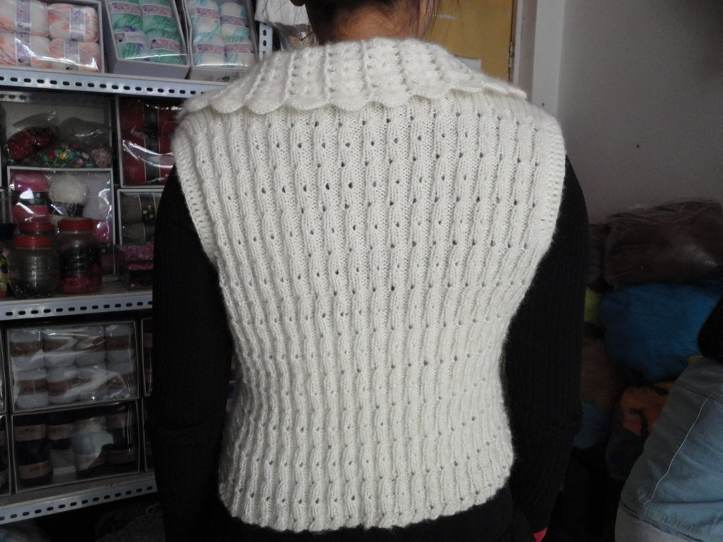 [女式毛衣] 女式马甲 - yn595959 - yn595959 彦妮