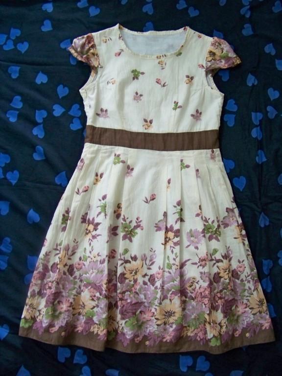 69 手工diy俱乐部 69 服装设计与裁剪 69 第一次给自己做裙子