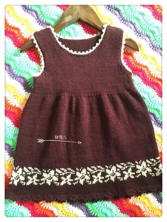 机织宝宝背心裙