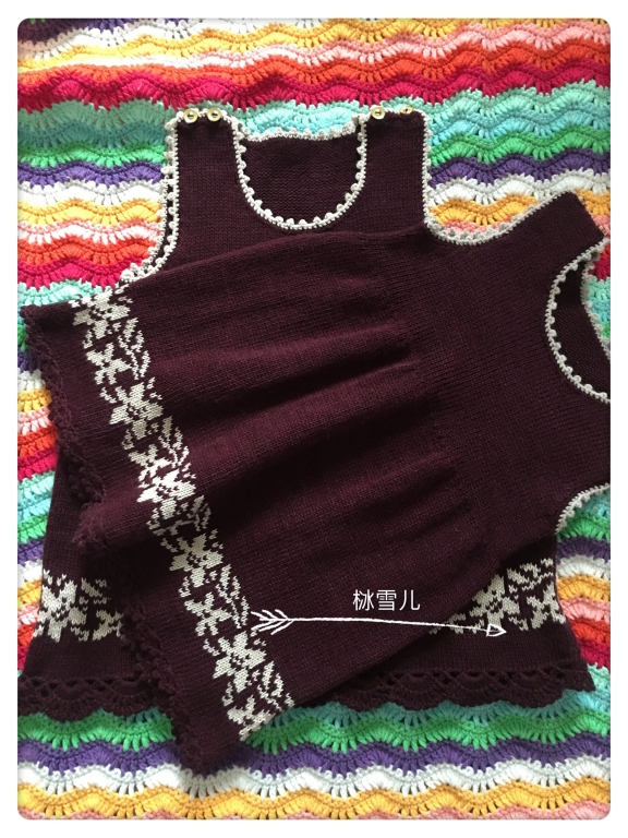机织背心裙