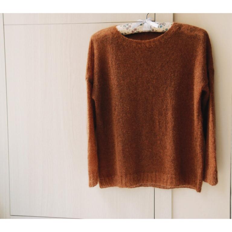 家用编织机机织女士毛衣