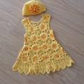 漂亮的小裙子----儿童节的礼物。