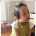 小绿萝---云帛2试用之二--清新女童背心