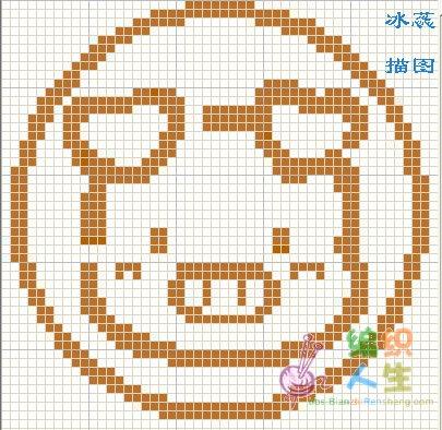 儿童毛衣图案-猪_(棒针)女装图库_编织人生论坛