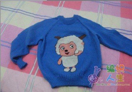 毛衣十字绣图片 - 编织人生