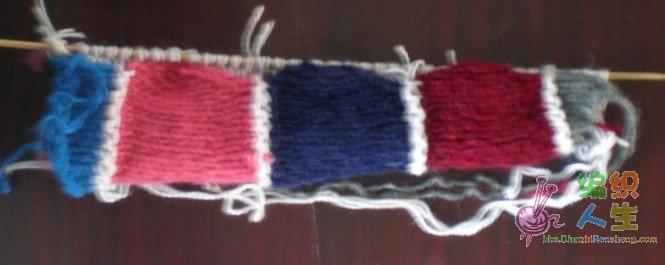 (中号)乌龟的编织方法,又加了一个小号乌龟的编织方法