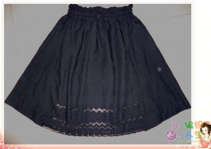 裙子步骤简易图