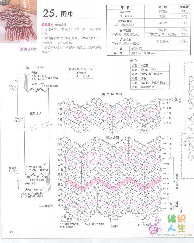 69 钩针编织作品秀 69 利用线头编织的47种可爱小物件
