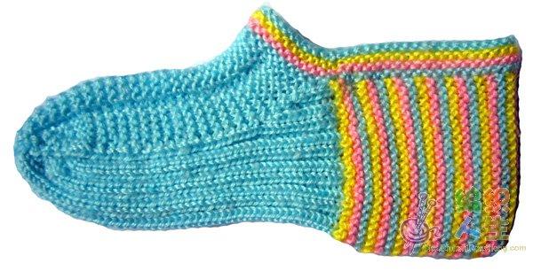 彩色地板袜