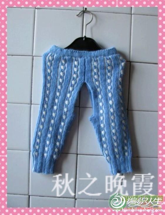 宝宝菊花套裤 - 苹果园 - 苹果园