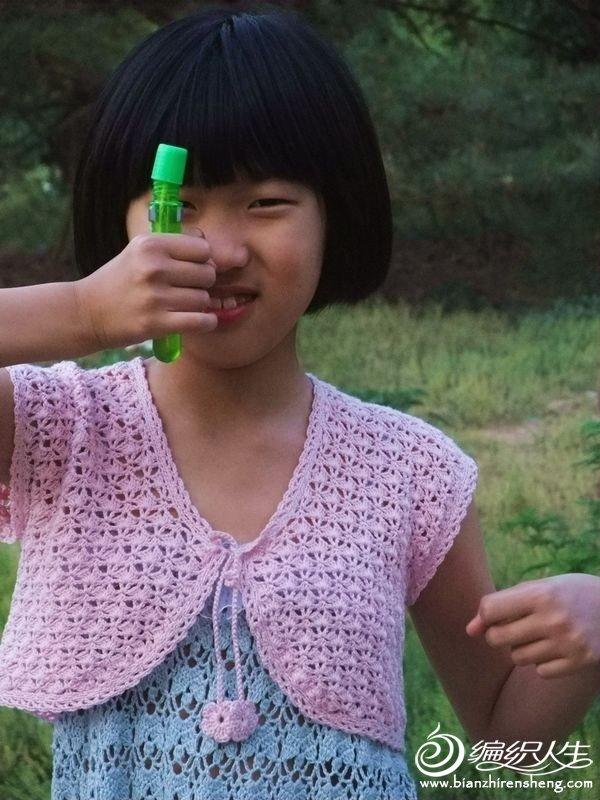 女孩儿毛衣编织 1至2岁女孩儿童衣