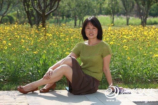 [女式毛衣] 夏日清凉——之清爽小衫(上图解和过程 - yn595959 - yn595959 彦妮