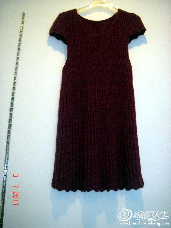 这件是紫色裙衣,拍出来色有点不对了