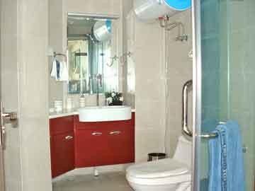 独立卫生间可洗浴