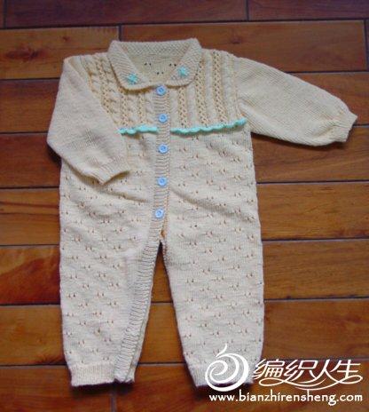 宝宝裤子织法