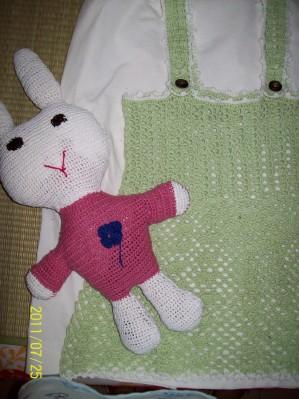 小兔子很可爱