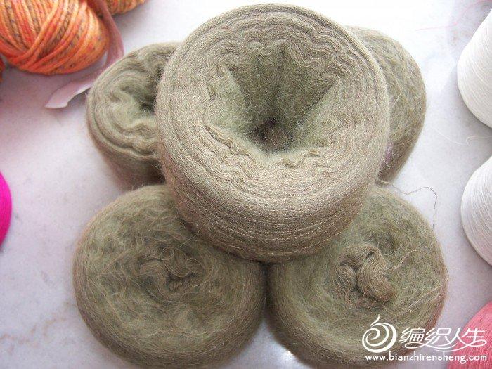 咸菜绿小马海,23元一斤,150g*3团+195g(转了)