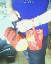 手提包和钥匙包