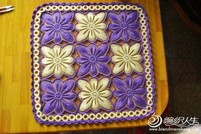 紫白坐垫.JPG