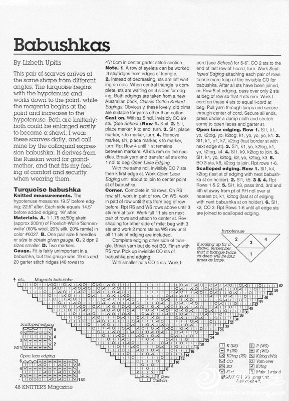 Knitters Issue 9 Winter 1987_page49_image1.jpg