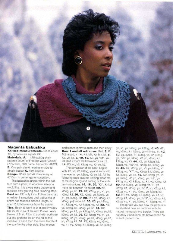 Knitters Issue 9 Winter 1987_page50_image1.jpg