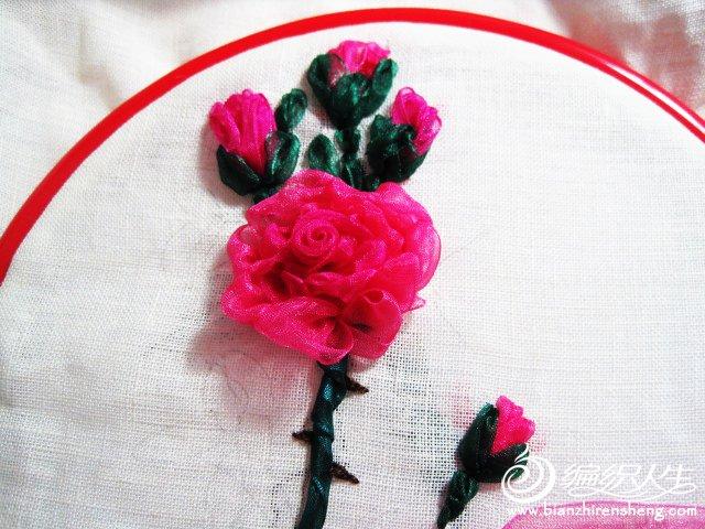 织姐手工--丝带绣。 (4).jpg