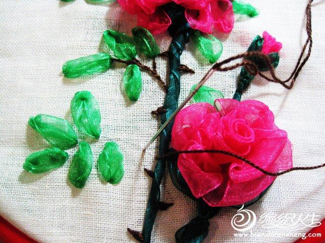 织姐手工--丝带绣。 (9).jpg
