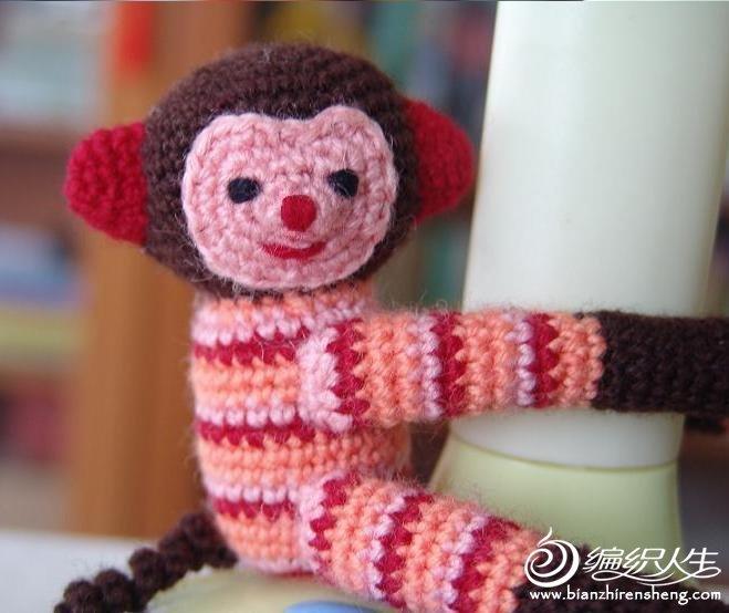 可爱小猴.JPG