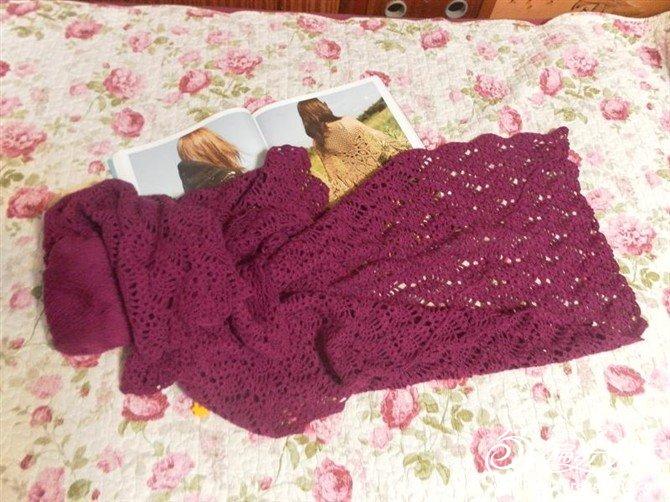 编织美丽帽子图解 - 编织人生图片