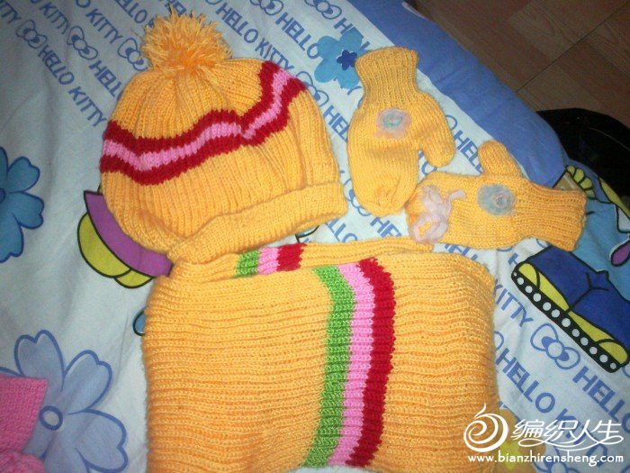 帽子 围巾 手套
