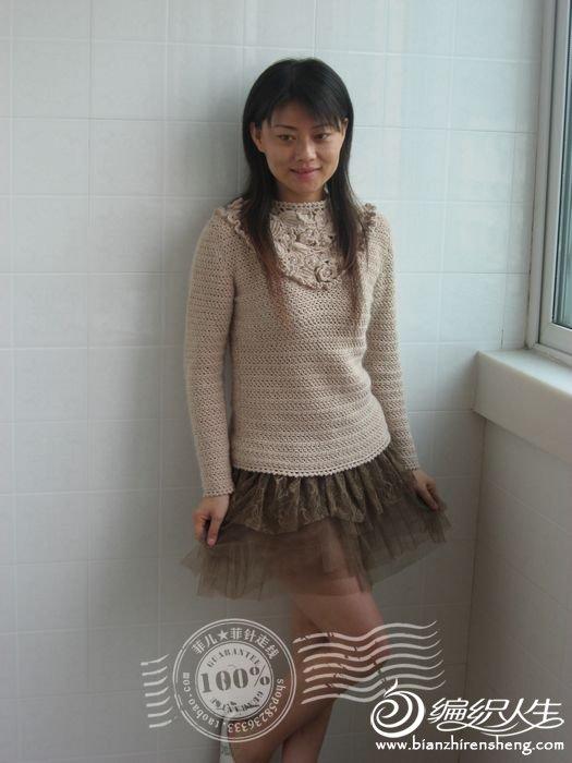针织VS雪纺,是2011最人气搭配