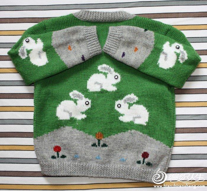 七小兔毛衣