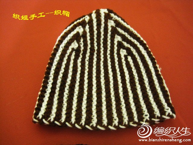 织姐手工--针织帽