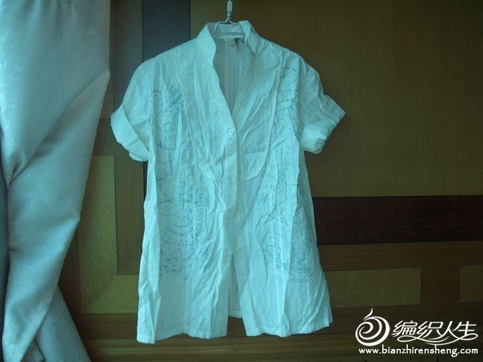 28号 全棉 中式衬衣 15