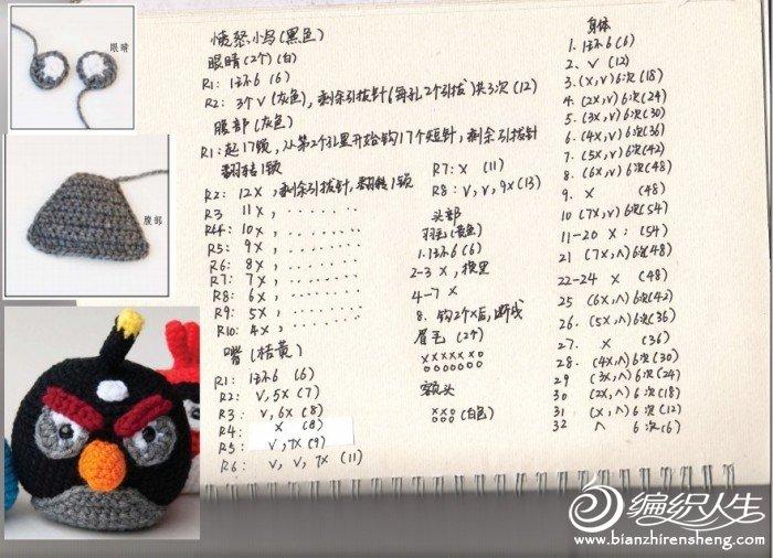 黑色愤怒的小鸟中文.jpg