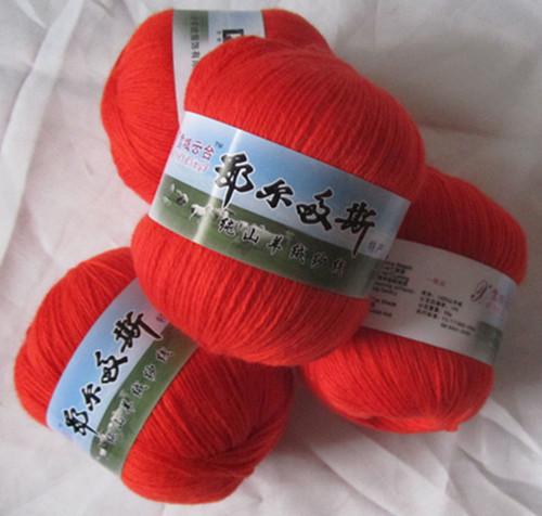 美斯特 山羊绒线 羊绒 纱线 手编 机织 100纯山羊绒 毛线