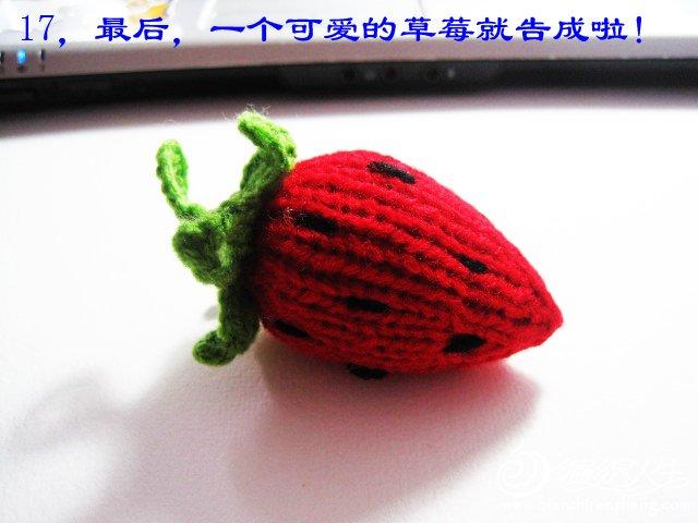 织姐教程--针织草莓。 (21).jpg