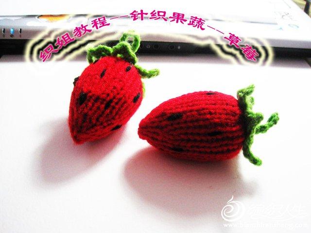 织姐教程--针织草莓。 (22).jpg