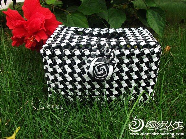 黑白相间抽纸巾盒00.JPG