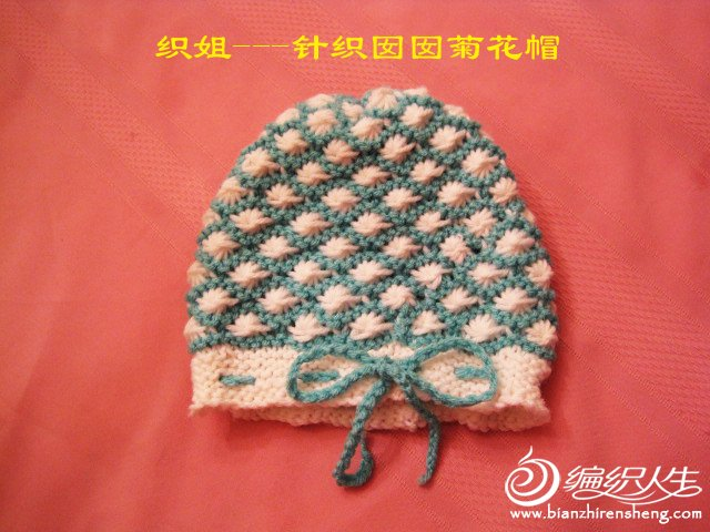 织姐--针织囡囡菊花帽和鳄鱼头围巾 (2).jpg