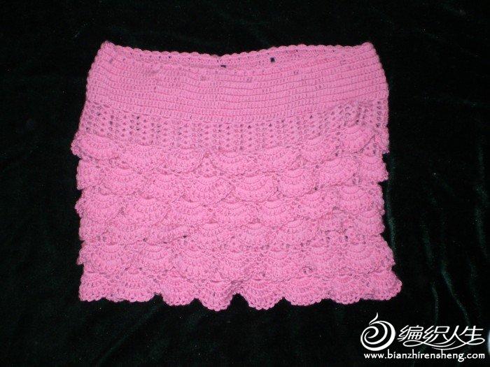 儿童毛衣裙子 小女孩穿应该很可爱